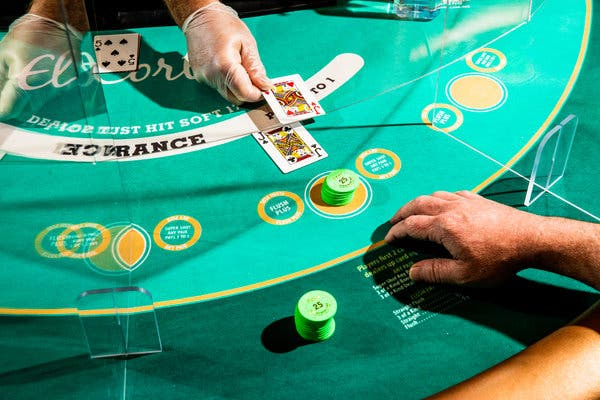 Casino A Stock Of Eleven Problems That'll Place